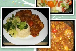 Paula's brave boost curry
