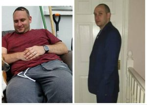 weight loss dungannon