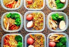 Food prep for weightloss
